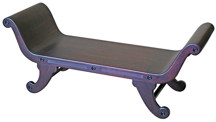 Bench Sleigh Vryheid Country Furniture