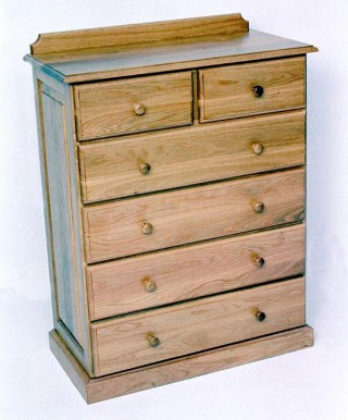 Chest 6 drawer Normal Cottage