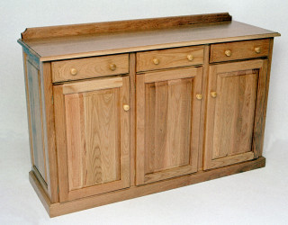 Sideboard Cottage  Normal 3 drawer  3door