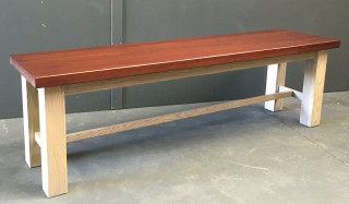 Pool Table Bench 2
