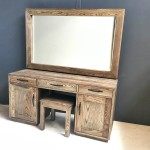 Dressing Table Andrew with stool