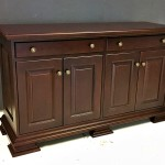 Sideboard Normal with Detail CO-Skirting