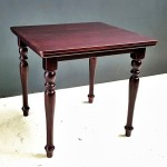 Table Victorian