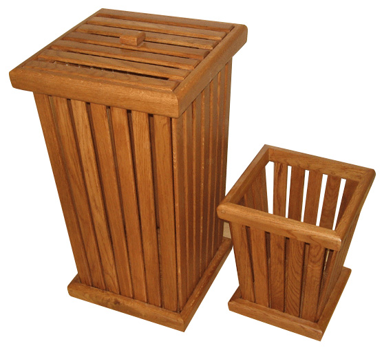 Laundry Basket Vryheid Country Furniture