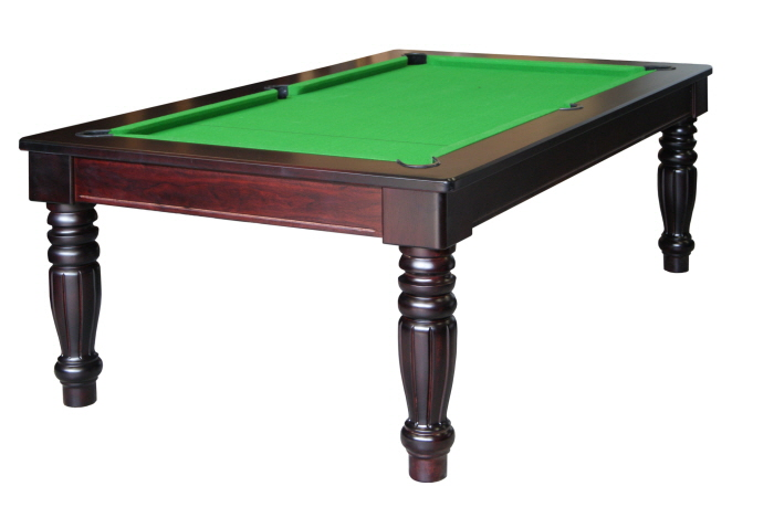 Pool Table Turned Leg Vryheid Country Furniture