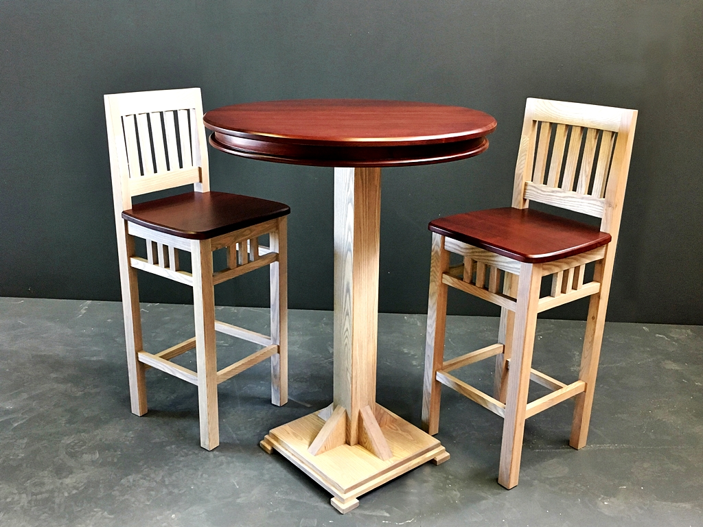 Fine Bar Table With Stools 2 Tone Vryheid Country Furniture Dailytribune Chair Design For Home Dailytribuneorg