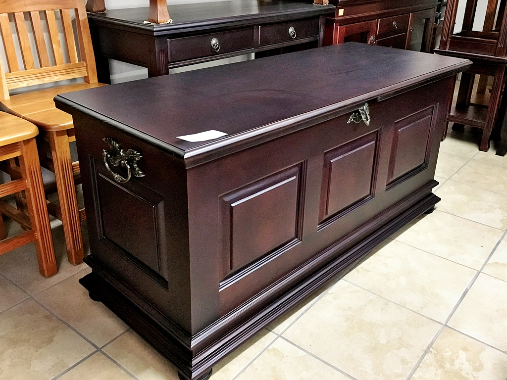 Kist Double Vryheid Country Furniture