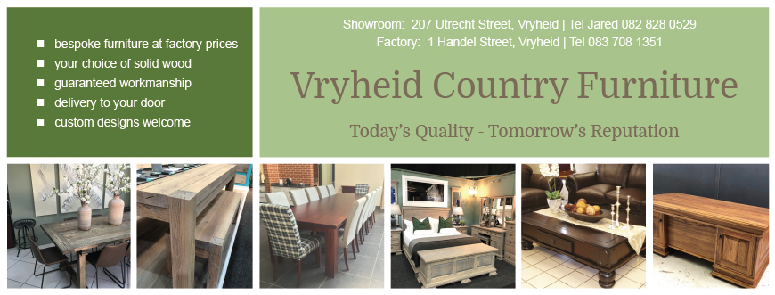 Vryheid Country Furniture